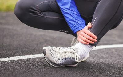 ¿Cómo saber si es un esguince o una torcedura de tobillo?